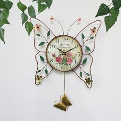 꽃과나비 동브론즈 추벽시계 SBC-303
