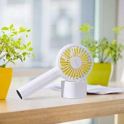 오젬 휴대용선풍기 스마트쿨링 핸디형 대용량배터리