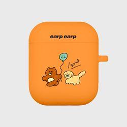 Strolls-orange(Air Pods)