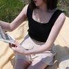 Square sleeveless