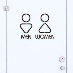 포인트 화장실스티커 토이콘