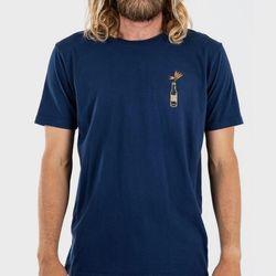 [케이튼]파라다이스 보틀 티셔츠 - 블루