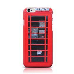 프리미엄 레드 영국 전화박스(갤럭시S10플러스)