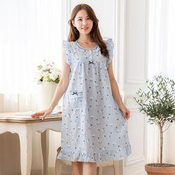 구름캣 드레스