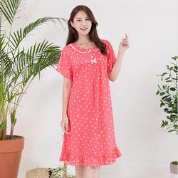 러블러블 레이온 드레스