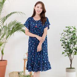 [무료배송] 홀리데이 레이온 드레스