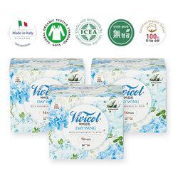 이탈리아 유기농 생리대 데이윙(중형) 3팩