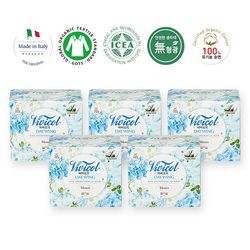 이탈리아 유기농 생리대 데이윙(중형) 5팩