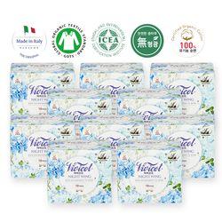 이탈리아 유기농 생리대 나이트윙(대형) 10팩