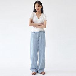 light cool wide pants (s m l)
