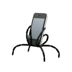 히든템 스마트폰휴대폰태블릿 거미 거치대[소형]