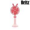 [무료배송] 브리츠 USB 전원 충전식 핸디 선풍기 BZ-FN3 Rabbit