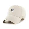47브랜드 MLB모자 뉴욕 양키즈 내추럴 네이비미니로고