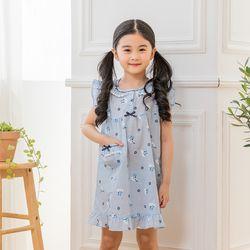 구름캣 아동 드레스