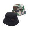 STGM REVERSIBLE BUCKET CAP BLACK