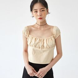 come like frill blouse