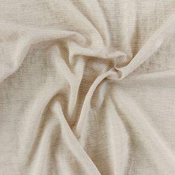 Fabric 에어로 워싱 거즈 스트라이프 크림