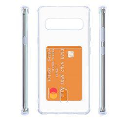 카드포켓 클리어케이스(갤럭시S10)