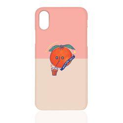 (Phone Case) Orange 100