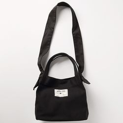 미니백 SELMA TOTE BAG -YS2102BY BLACK