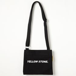 미니 크로스백 OBLONG SMALL BAG - YS2099BY BLACK