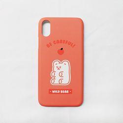 사나운 젤리곰 - 슬라이드 카드케이스