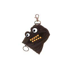 ZIPIT 집잇 배드몬스터 동전지갑 (블랙)
