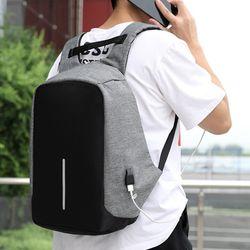 갓샵 스마트 USB 노트북 백팩 가방