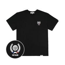 Traveler Half T-Shirt (black)