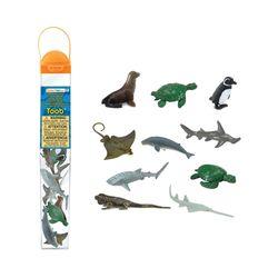 100110멸종동물(해상) 피규어모음 튜브