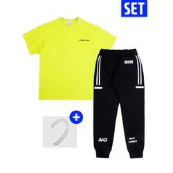 [1+1/목걸이증정] SHORT SLEEVE + PANTS SET No.1