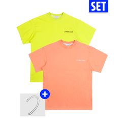 [1+1/목걸이증정] SHORT SLEEVE SET No.3