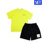 [1+1] SHORT SLEEVE + PANTS SET No.5