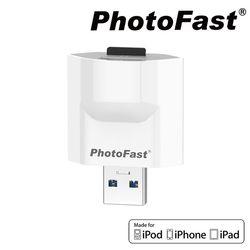 PhotoFast 아이폰 파일 백업 리더기 PhotoCube
