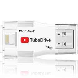 PhotoFast 아이폰 OTG USB TubeDrive 16GB
