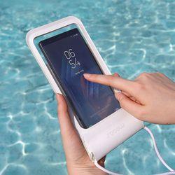 무아스 스마트폰 방수팩 - 심플 모던한 디자인