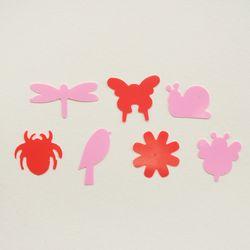 핑크톤 곤충스팡글100p