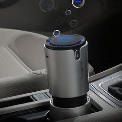 에어케어 헤파필터 차량용 공기청정기(컵홀더형) CJ-2 필터추가