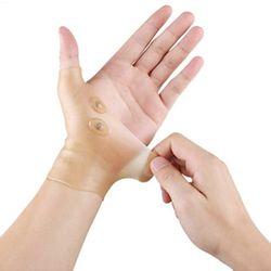 실리콘 손목 보호대 2개