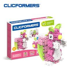 클릭포머스 블라썸 100PCS 세트