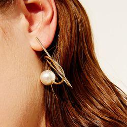 713 EARRINGS [GOLD]