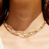 715 NECKLACE [GOLD]