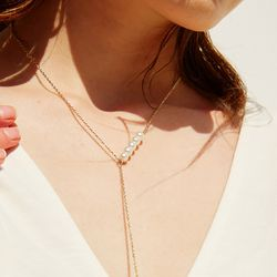 716 NECKLACE [GOLD]