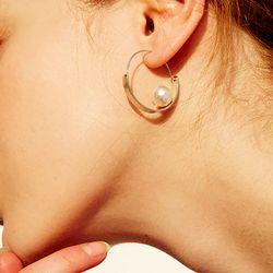 719 EARRINGS [SILVER]
