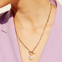 723 NECKLACE [GOLD]