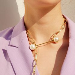 724 NECKLACE [GOLD]