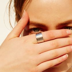 725 RING [SILVER]