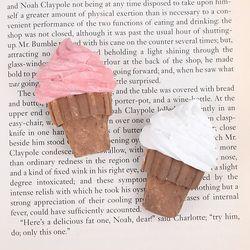 아이스크림 차량용 석고방향제