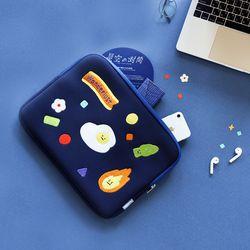 [마우스패드증정] B 칠삼이일 나의 색 나의 하루 노트북파우치 13인치 에그