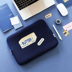 [마우스패드증정] B 칠삼이일 나의 색 나의 하루 노트북파우치 15인치 버터